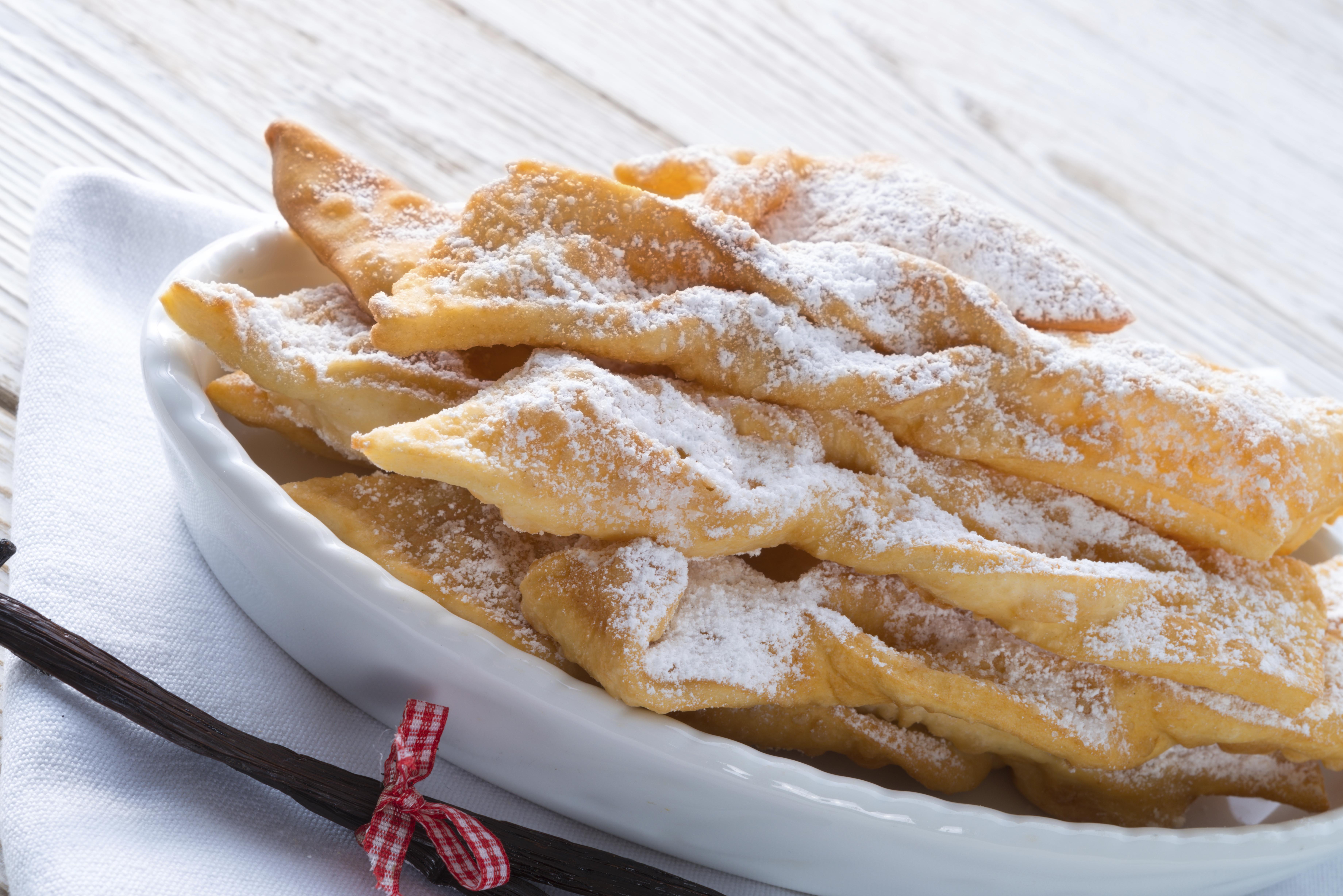 recette pour Mardi gras