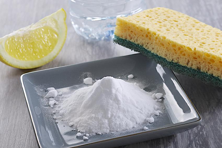 Bicarbonate de soude : détachants naturels