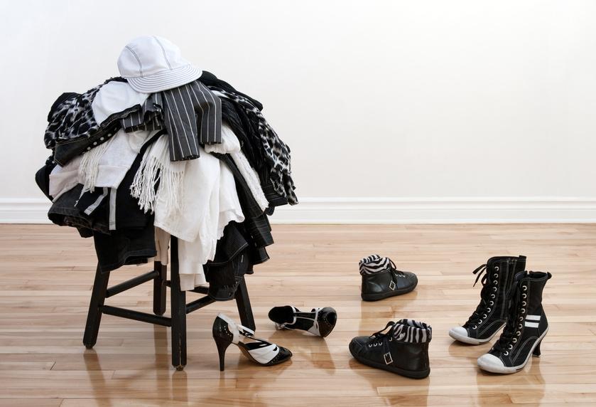 Bien organiser son dressing