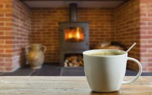 Profiter de son poêle à bois café
