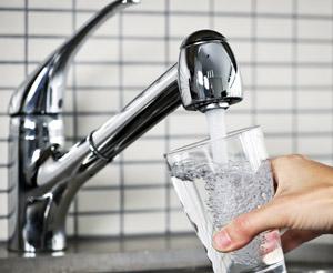 Un acheminement d'eau réussi