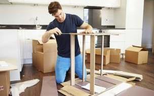 comment assembler un meuble ses boutons tiroirs console