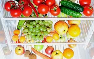 Bonne conservation des aliments frigo