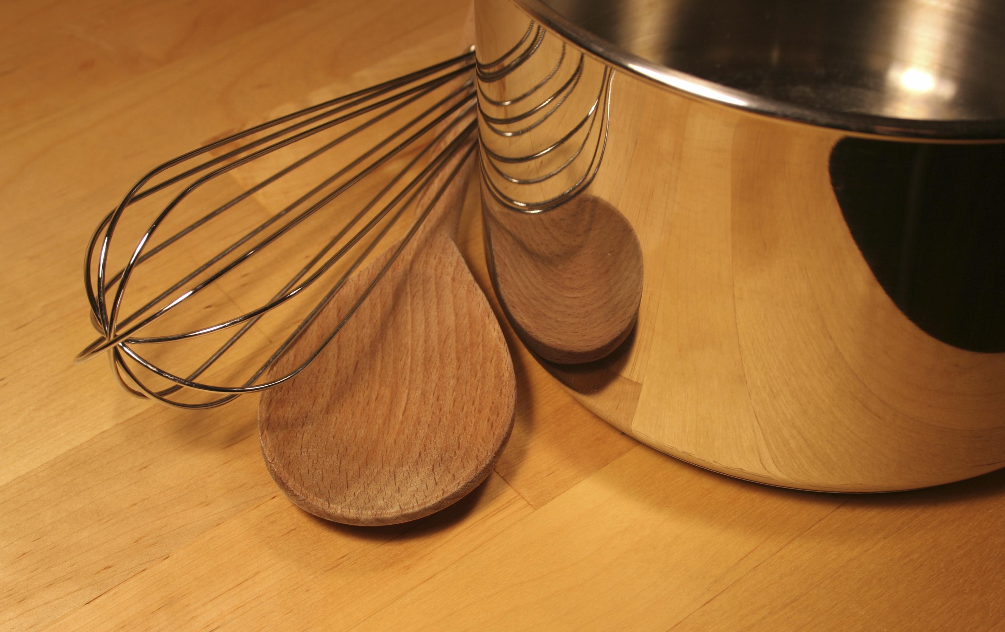 Ustensiles de cuisine indispensables