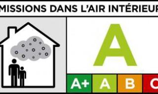 Emission dans l'air intérieur COV