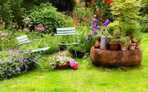 Impact sur l'environnement et jardin