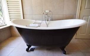 Aménagement salle de bain baignoire