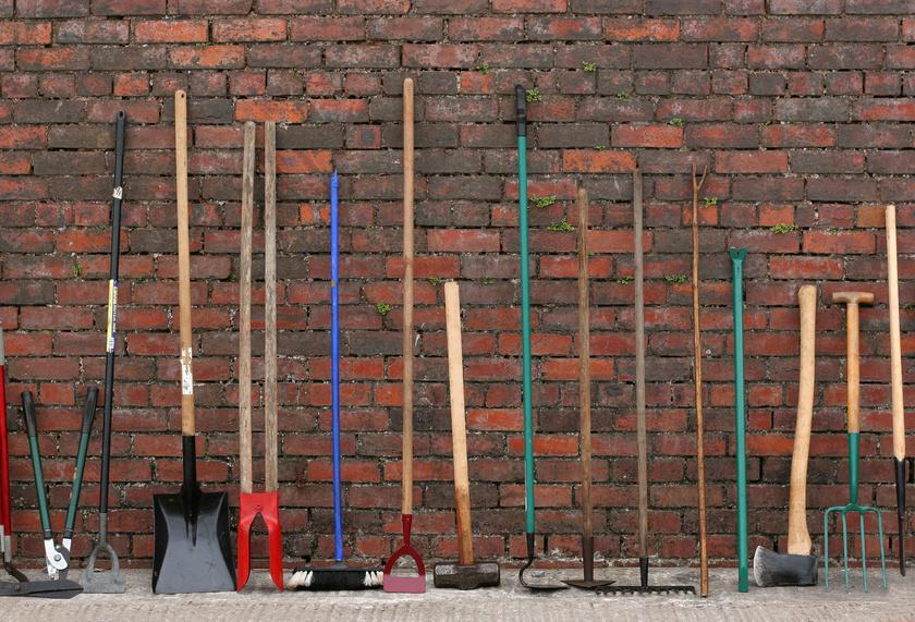 Les outils basiques de jardinage à avoir