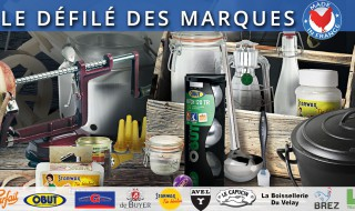 Le défilé des marques Made in France 2015