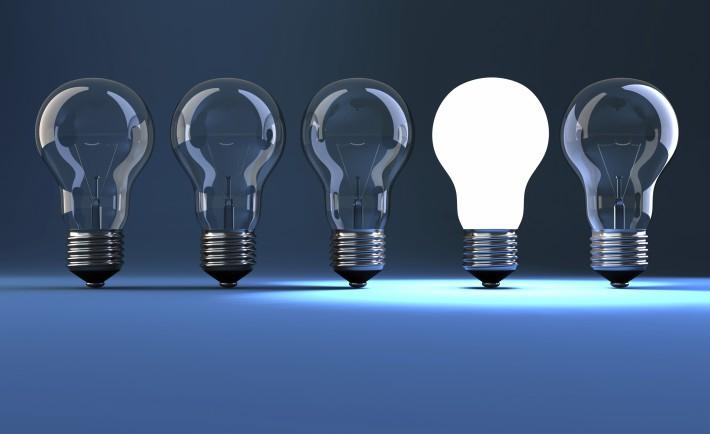 Ampoule électricité luminaires intérieur extérieur