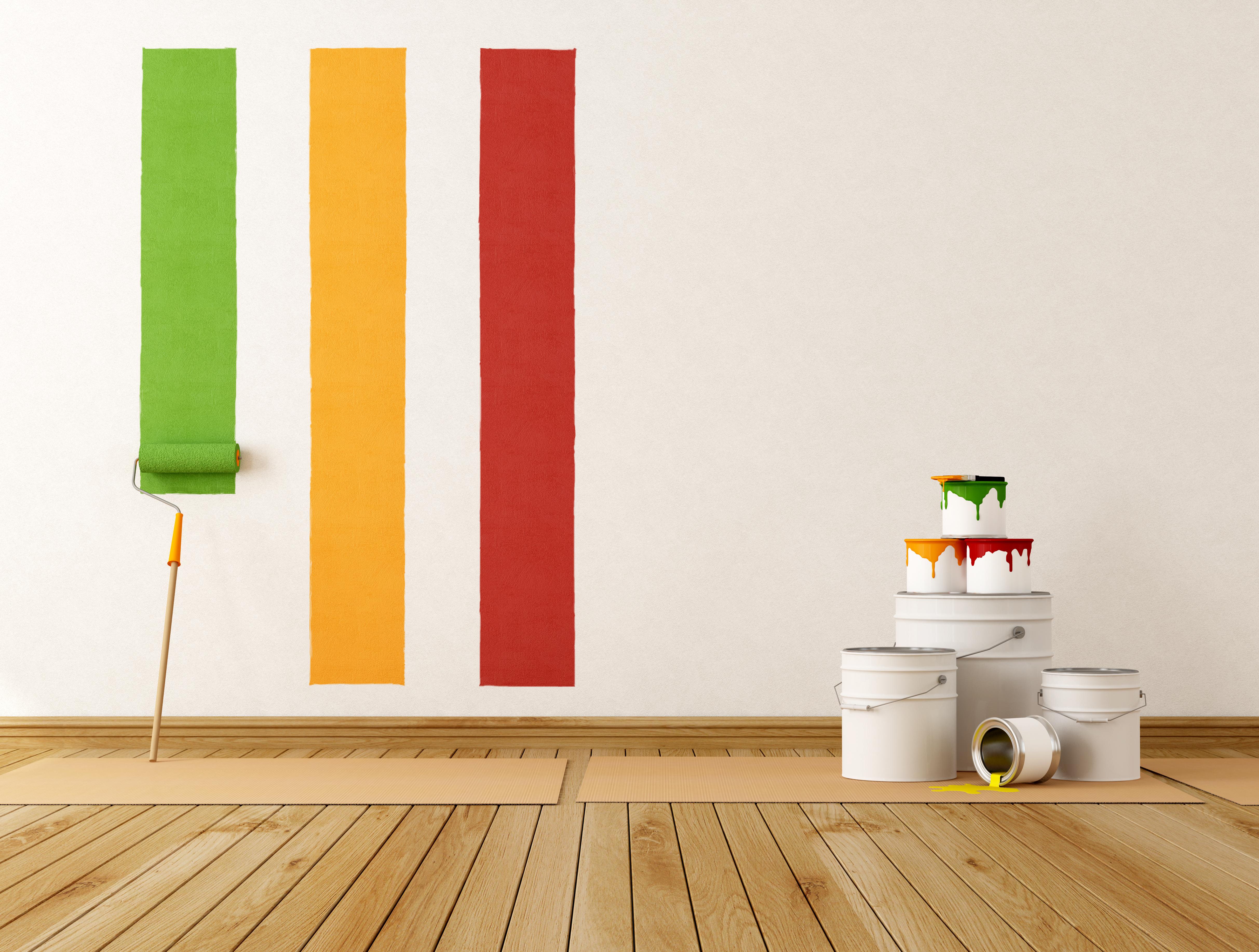 Quelle est la différence entre la peinture acrylique et glycéro ?