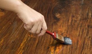 Rénovation meuble en bois