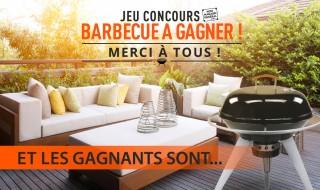Concours barbecues Mon Magasin Général résultats