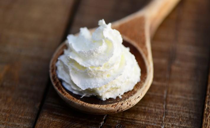 Fait maison : crème fouettée