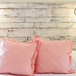 Comment fabriquer sa tête de lit en palettes ?