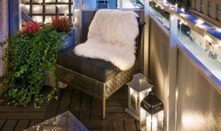 Idées pour aménager un balcon par Mon Magasin Général