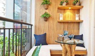 Idées pour aménager un balcon