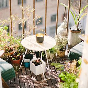 Comment aménager un balcon ?