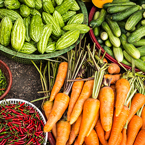 Quels légumes de saison consommer ?