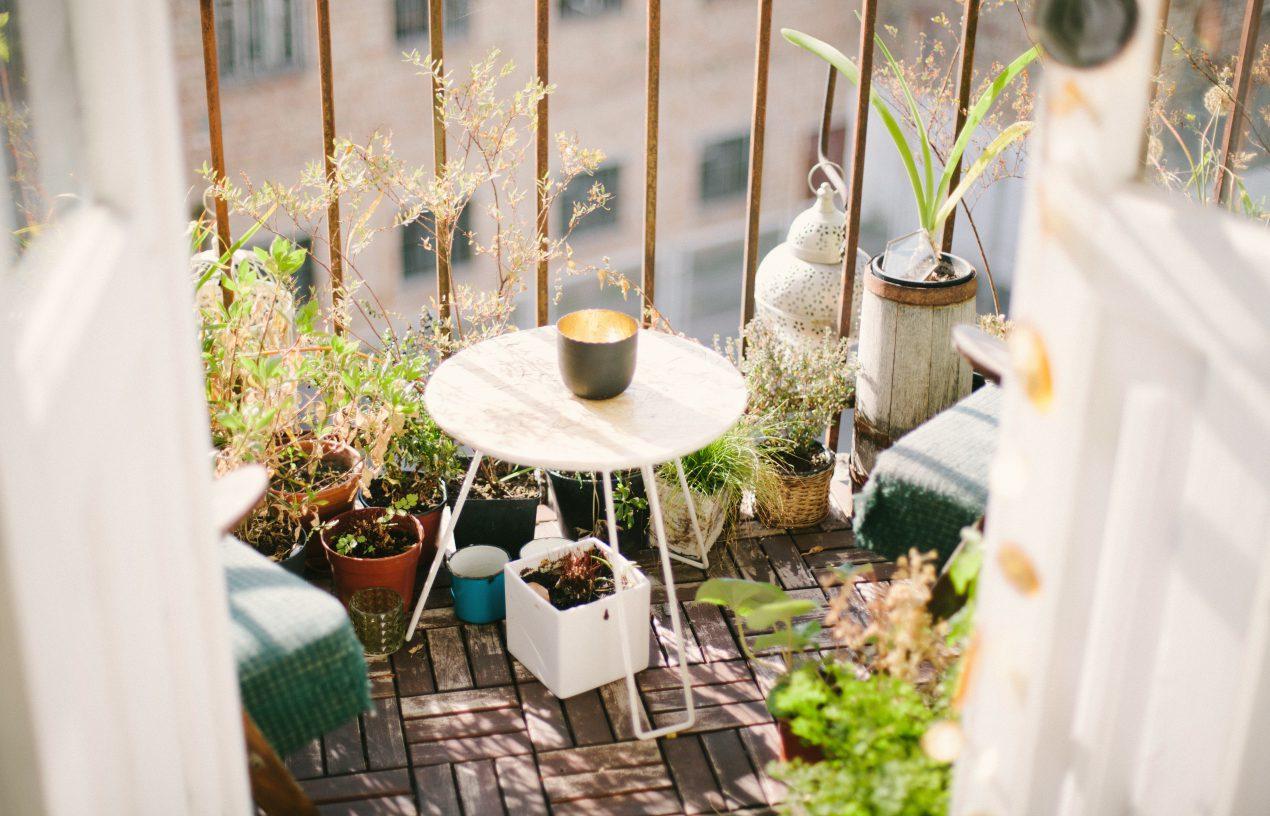 Les conseils de Mon Magasin Général pour aménager un balcon