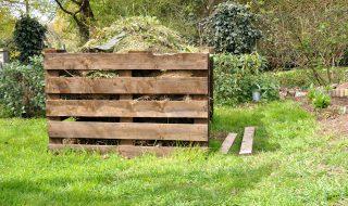 Tuto DIY pour fabriquer un composteur