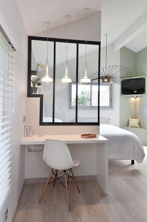 comment installer une verri re d 39 atelier dans son int rieur. Black Bedroom Furniture Sets. Home Design Ideas