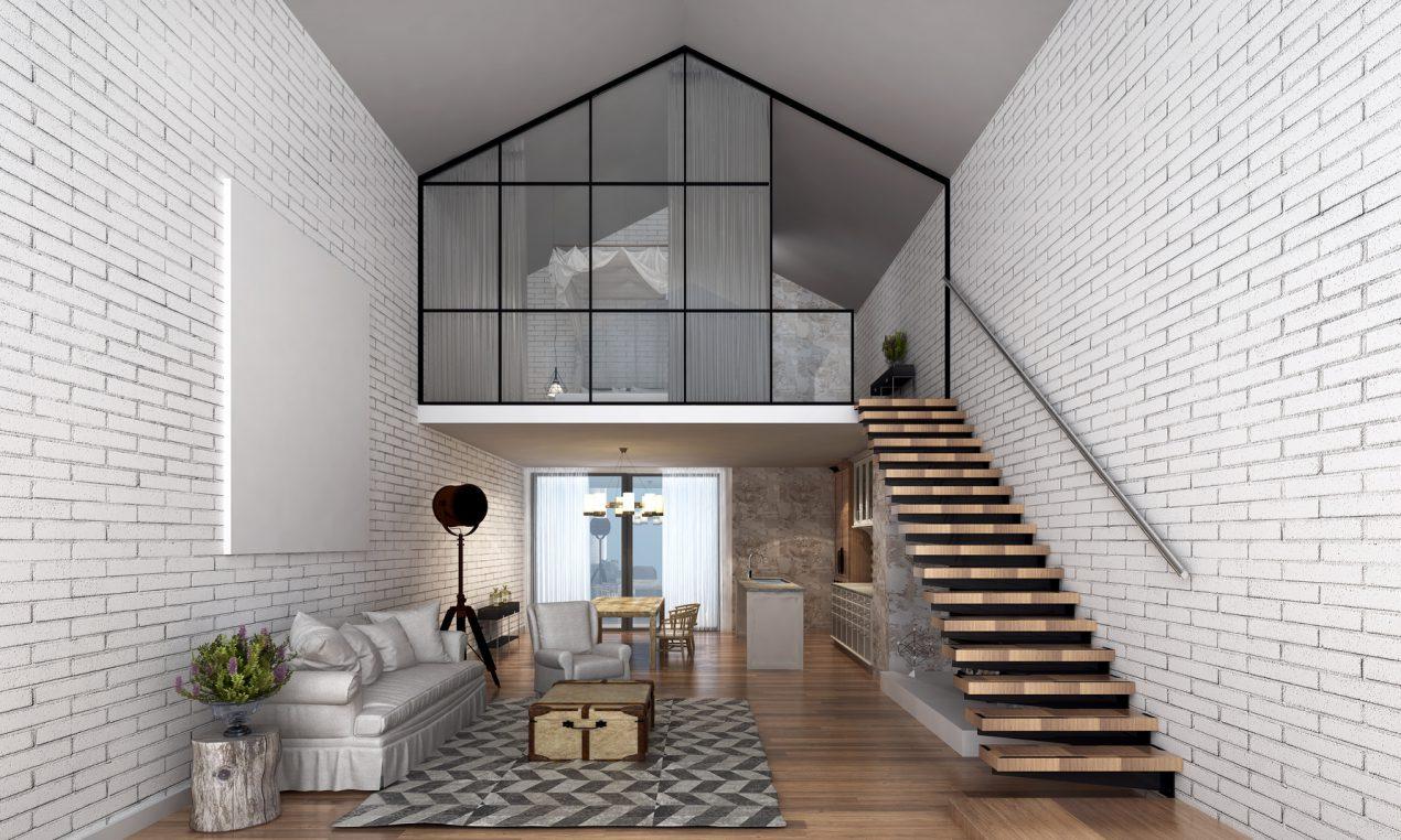 Faire Une Cloison Avec Des Tasseaux comment installer une verrière d'atelier dans son intérieur ?