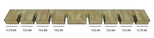 comment fabriquer un porte verres en palette le blog de mon magasin g n ral. Black Bedroom Furniture Sets. Home Design Ideas