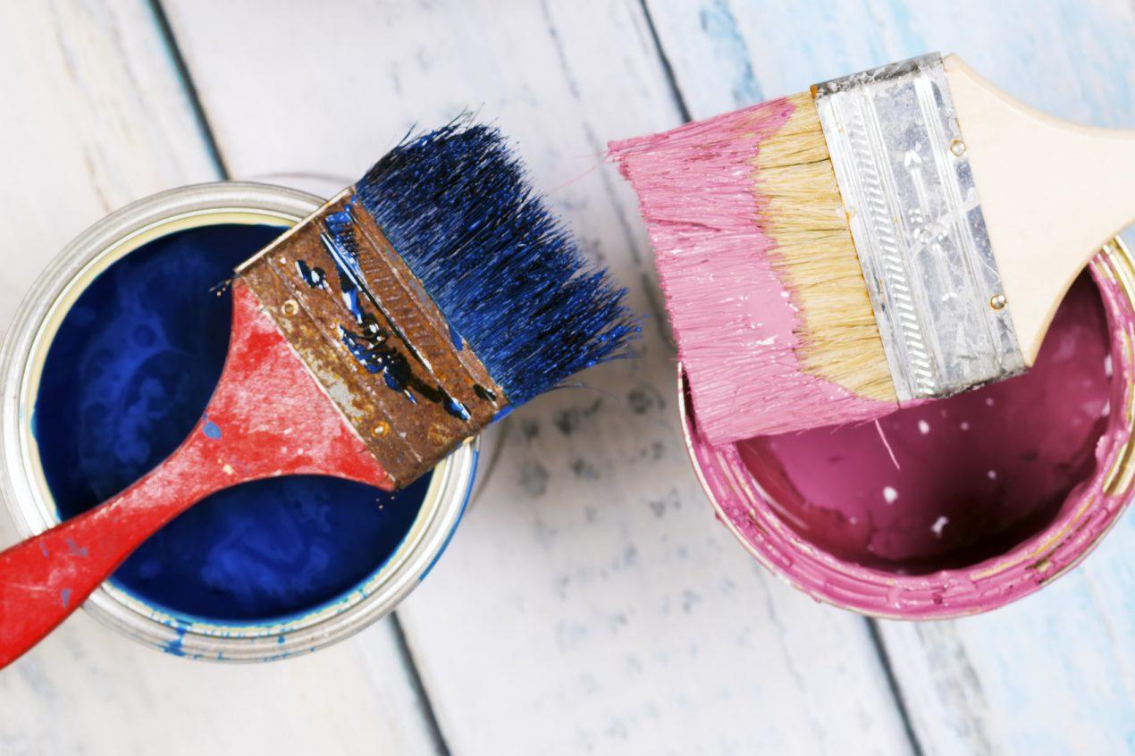 Quel Pinceau Choisir Pour Quelle Surface à Peindre Le