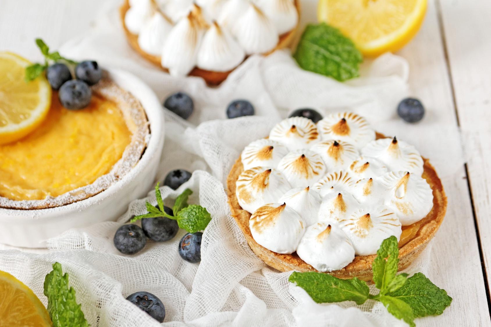 La véritable recette de la tarte au citron meringuée