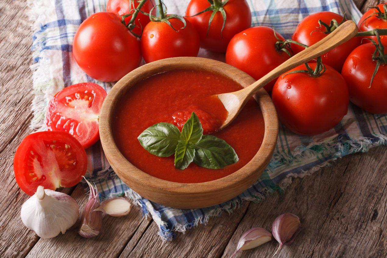 Faire de la sauce tomate maison avec Mon Magasin Général