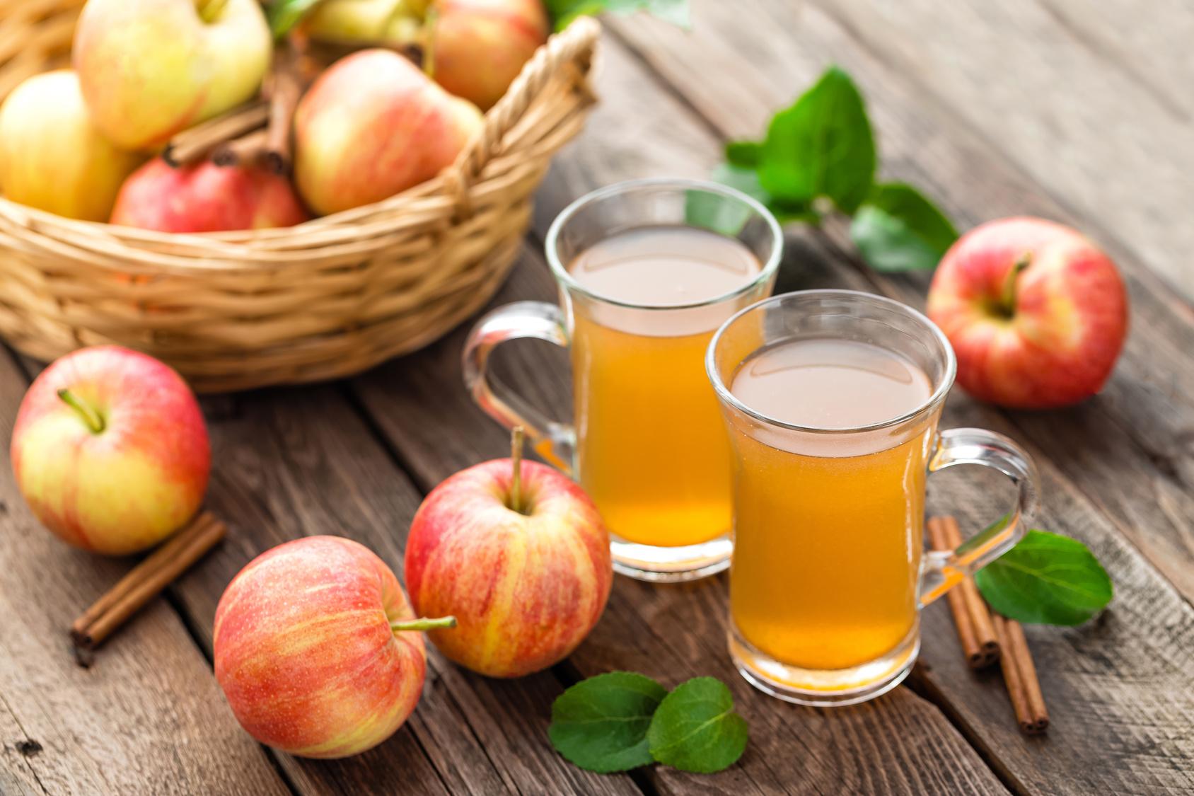 Faire du cidre de pomme maison