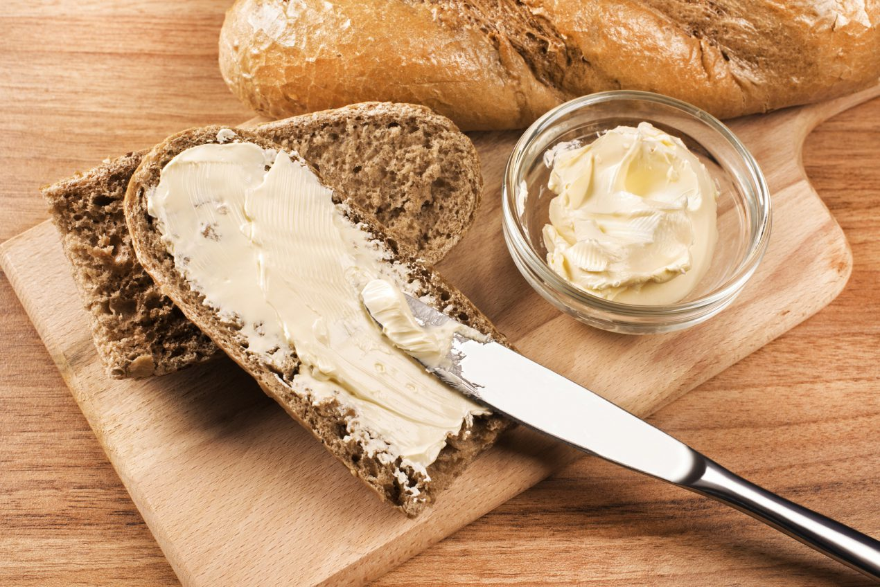 La recette du beurre maison