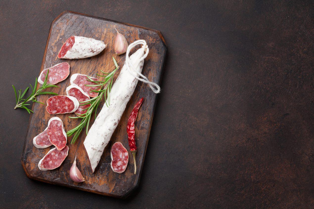 recette de saucisson maison par Mon Magasin Général