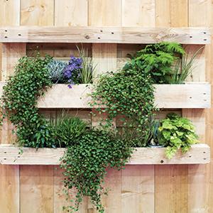 Comment faire une jardinière en palette ?