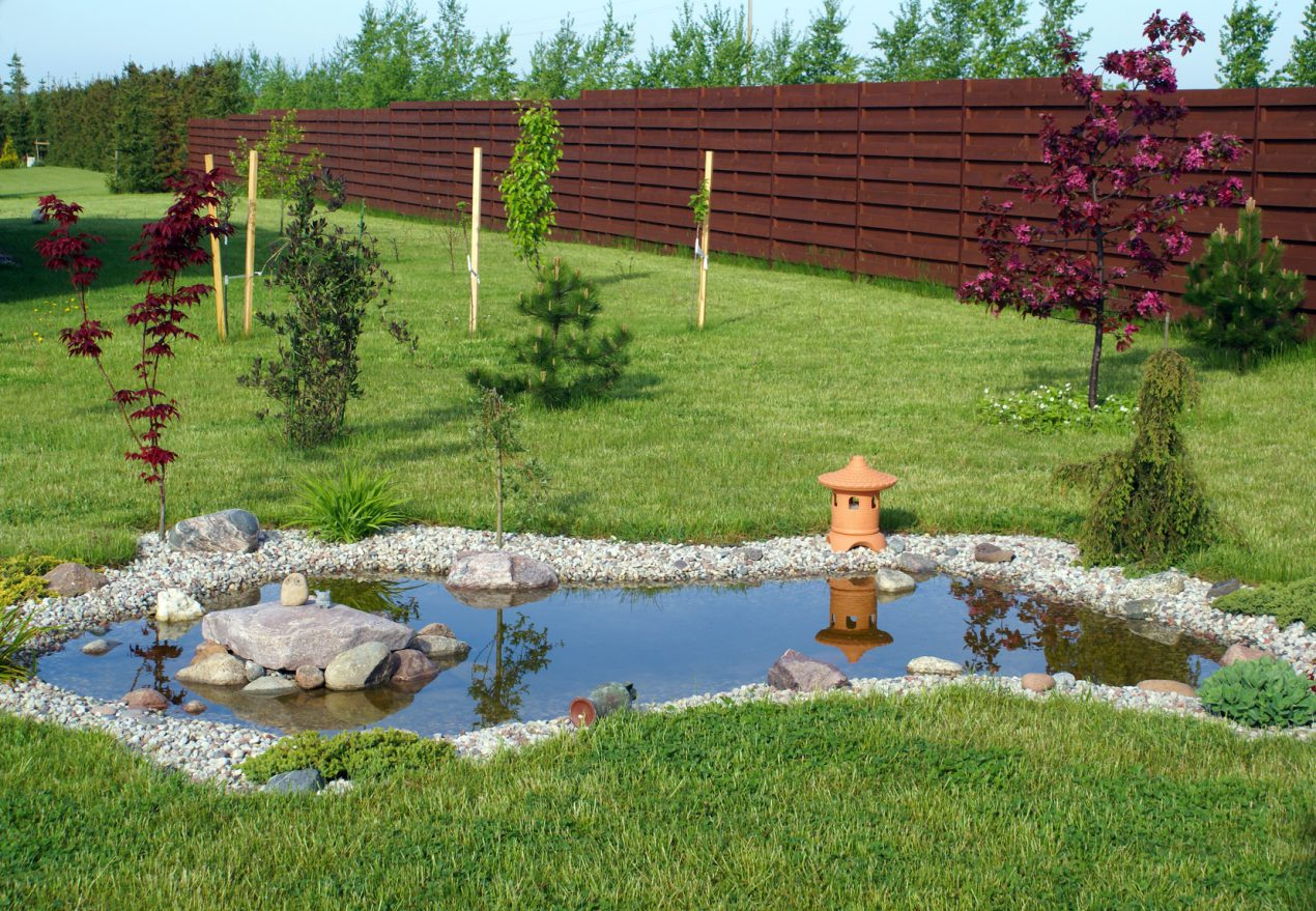 Construire un bassin de jardin facilement avec Mon Magasin Général