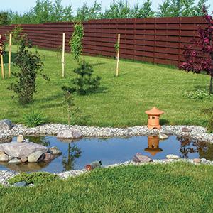 Construire un bassin de jardin en 7 étapes