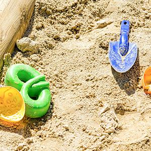 Comment faire un bac à sable en bois de palette ?