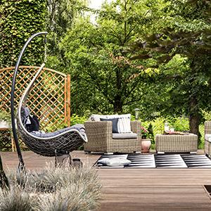 Quel mobilier de jardin choisir ?