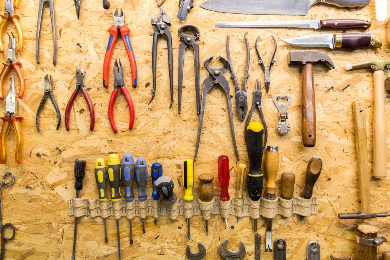 Comment équiper son atelier de bricolage ? Le Guide de Mon Magasin Général