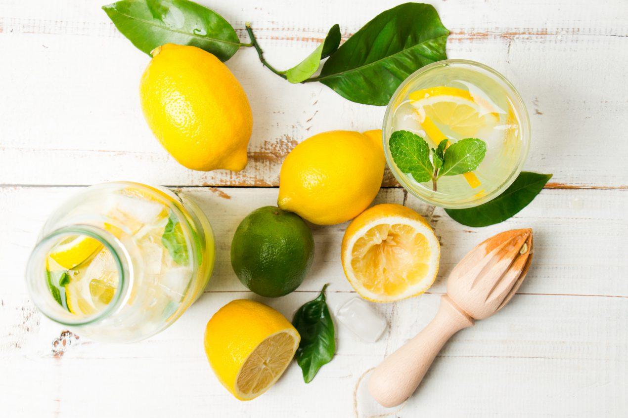La recette de limonade avec Mon Magasin Général