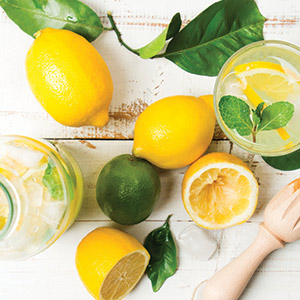 La limonade maison aux citrons de Mon Magasin Général