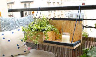 Fabriquer un bar pour balcon avec Mon Magasin Général