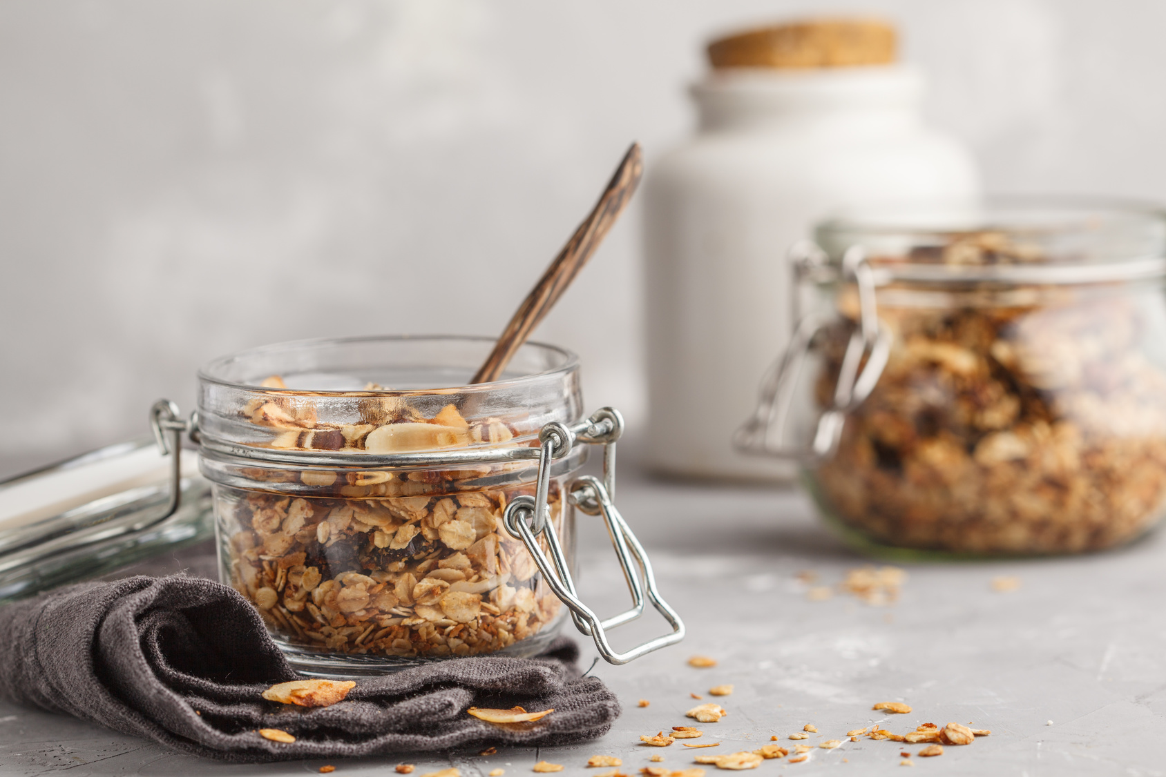 Faire son muesli maison facilement