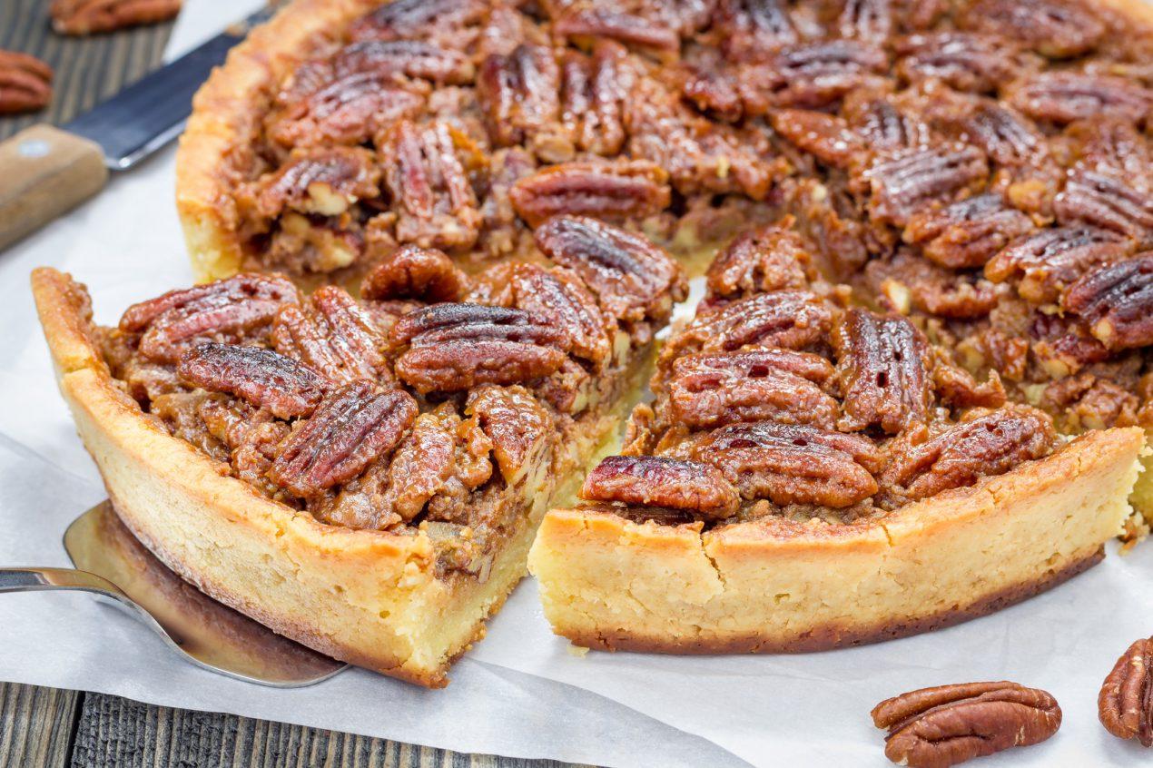La recette de la tarte aux noix de pécan américaine