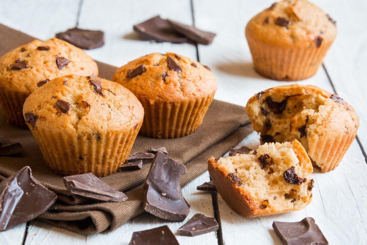 recettes de muffins faciles