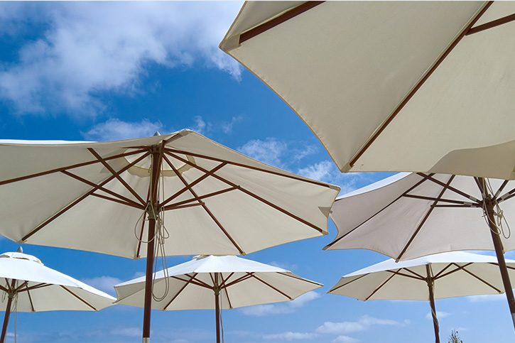 Quel pied de parasol devons-nous choisir ?