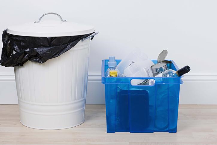 Quelle poubelle choisir pour chez soi ?