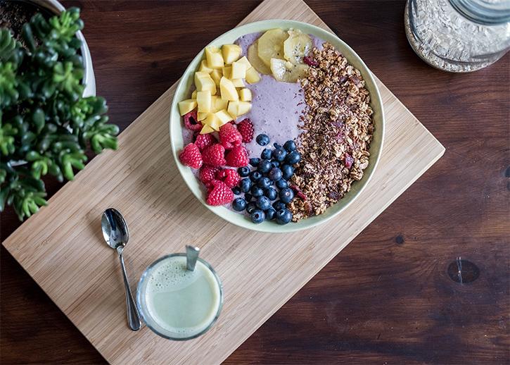 Découvrez 3 recettes d'açaï bowl par Mon Magasin Général