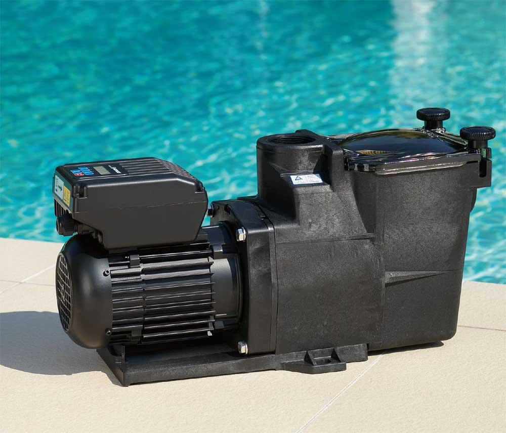 Pompe de filtration pour piscine